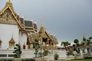 山东航空乌鲁木齐直飞曼谷-泰国曼谷芭提雅之旅 8日游