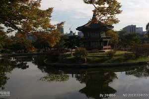 合肥韩国旅游 合肥到韩国五日游