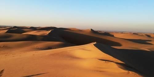 库布其沙漠