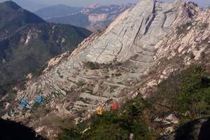 济南出发到蒙山一日游|济南蒙山旅游线路|济南旅行社出发