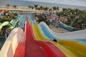 武汉到【阳江旅游】---【阳江大角湾、海上乐园】三天两晚游