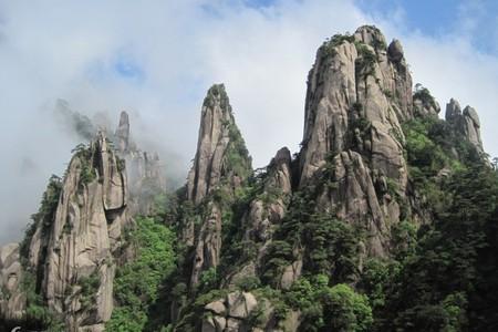 春节江西旅游_泉州晋江石狮到江西三清山、龙虎山高铁三日游
