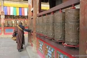 夏都西宁半日游—-藏传佛教圣地塔尔寺藏文化馆(全含纯玩)