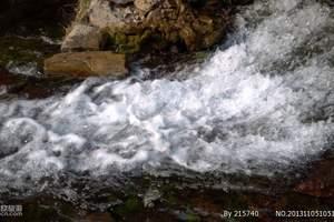 山西晋城蟒河