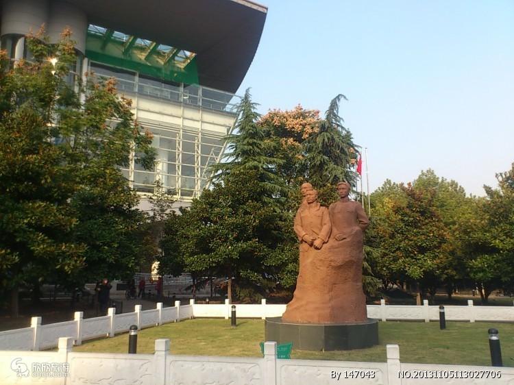 武汉红楼广场