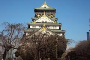 青岛到日本暑期6日游推荐-东京、富士山、京都、大阪、名古屋