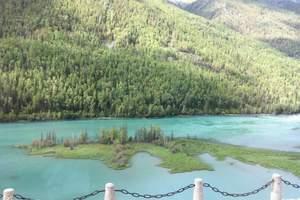 新疆喀纳斯湖三星品质汽车四日游天天发团