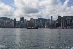 深圳到香港黄大仙、海洋公园、夜游维多利亚海港观光一日游