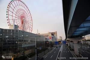 日本东京自由行4晚5日游 日本自由行攻略 东京自由行报价