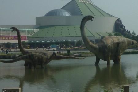 合肥到常州旅游 常州恐龙园2次入园二日游