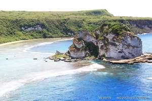 西安到塞班岛旅游景点介绍(军舰岛/沙滩)塞班岛天宁岛双岛6日