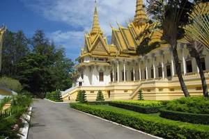 昆明到柬埔寨吴哥5天4晚游-昆明到吴哥旅游-昆明到柬埔寨旅游