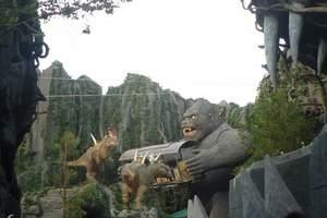 <合肥出发常州恐龙园-梦幻庄园-迪诺水镇(二次入园)2日游>让你乐翻天!