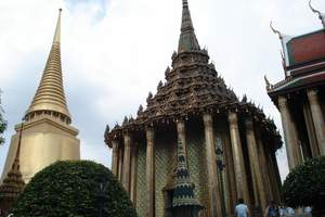 泉州到尊享泰国:暹罗奇缘*高品六日游