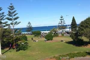 暑期亲子游出海观鲸澳大利亚凯恩斯9日游