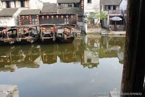江南豪华游、青岛到扬州瘦西湖+杭州西湖+园林、乌镇双飞5日游