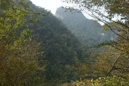 洛阳出发到汝阳西泰山一日游