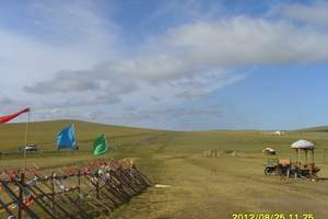 呼伦贝尔草原