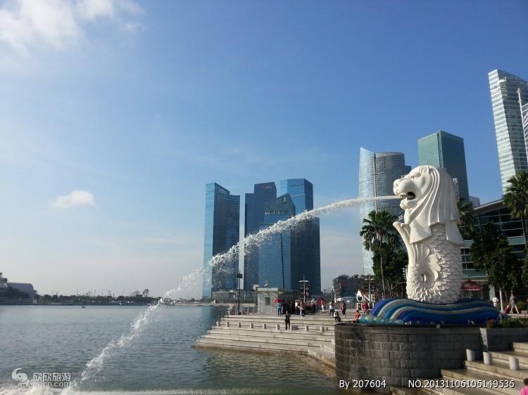 青岛到新加坡、马来西亚黄金海岸波德申双飞六日游【团购价】tj