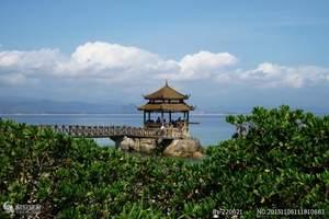 长春到海南三亚旅游-三亚双飞6日游 超级旅行团 经济型