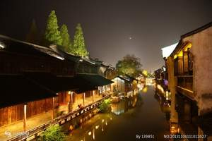 迪士尼5号:上海迪士尼、杭州、苏州乌镇溯溪拈花湾单飞单动五日