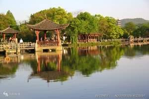 杭州出发三日游(西湖游船+苏州园林+周庄古镇)散客每天发团