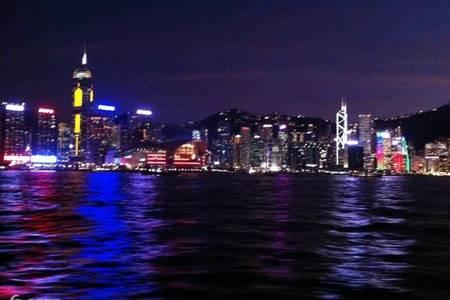 合肥到香港澳门双飞六日游