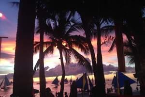 合肥到长滩岛旅游 长滩岛五晚六日游