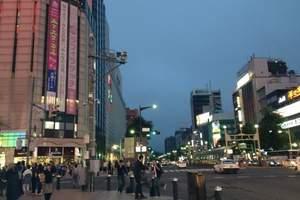 上海出发至 日本本州经典 超值之旅6天 五星航空