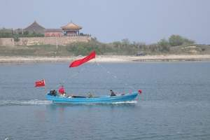 蓬莱阁长岛渔家乐2日旅游团 人间仙境蓬莱 长岛海岛风情纯玩团