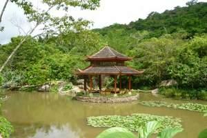 【国旅】三亚4天休闲游,游蜈支洲+南山+呀诺达+槟榔谷