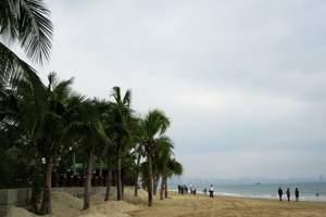 海南5天精品游(含天堂公园+分界+亚龙湾等精品景点)