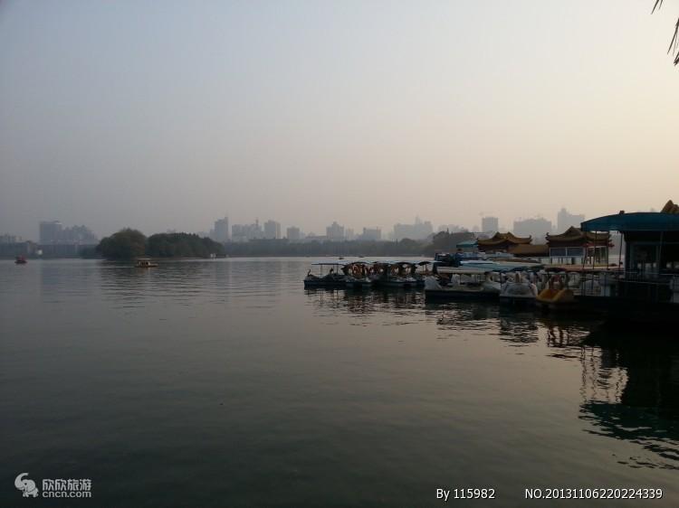 长沙烈士公园 烈士公园风景图片