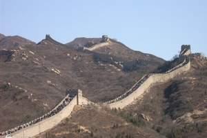 【八达岭长城旅游】北京八达岭长城+明十三陵首陵长陵1日游