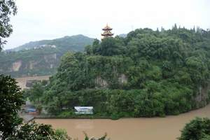 武汉出发三峡大坝、长江三峡、白帝城 观光3日游