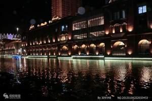 武汉楚河汉街在哪 好玩吗 汉街游船 东湖游船预定