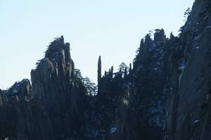 【名山胜水】黄山观日出、千岛湖3日游<中心湖区、含游船费>