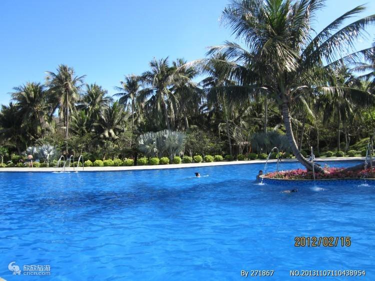海南_蜈支洲岛风景图片