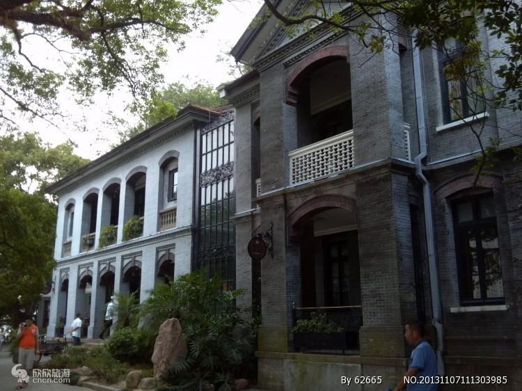江心屿旧领事馆
