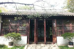 上海到杭州苏州乌镇三日游  上海出发乌镇杭州苏州三日游