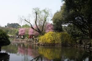 扬州到无锡华锡惠山、寄畅园、二泉映月、惠山古镇一日游