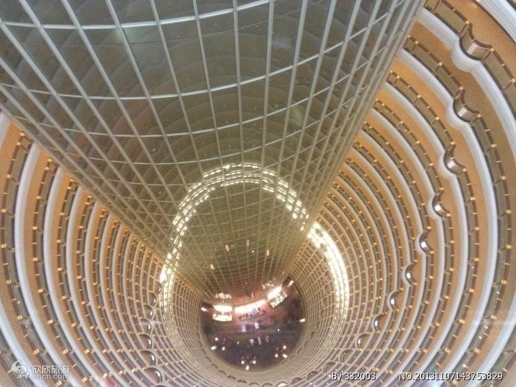 上海金茂大厦88层观光