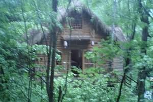 到伊春住林海人家木屋避暑四日游