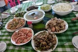 淄博去威海高铁旅游团 淄博去威海吃海鲜拔蟹笼高铁三日游