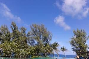 西安到普吉岛割喉岛旅游行程介绍 割喉岛攀牙湾7天5晚旅游推广