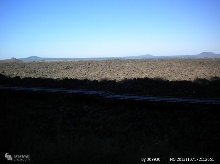 黑龙江黑河五大连池景区