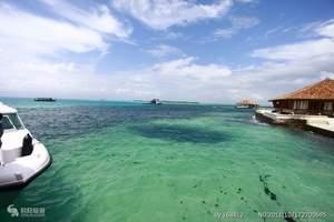 【成都出发到马尔代夫天堂岛】双飞七日游