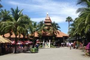 大连到泰国旅游线路【芭提雅·沙美岛6日游夜宿沙美岛】品玩泰国