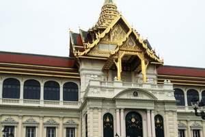 青岛去泰国6日游线路-沙美岛、曼谷、芭提雅、富贵黄金屋大黄宫