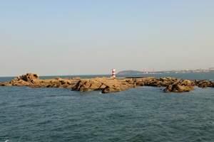 威海小石岛海上观光拔蟹笼品海鲜门票